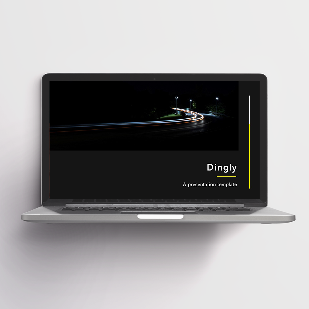 Dingly Free PowerPoint Template