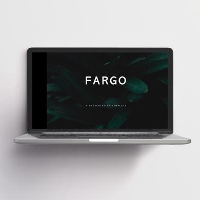 Fargo Free PowerPoint Template